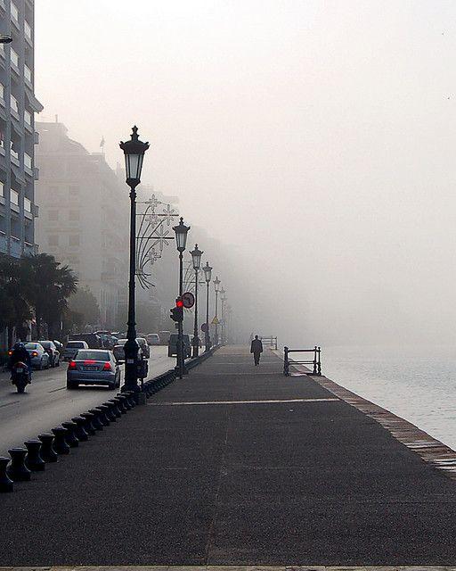 Scenes from Thessaloniki_ Greece