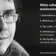 Harjoitukset | Suomen Mielenterveysseura