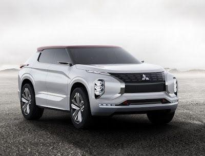 UNIVERSO PARALLELO: Design futuristico ecosostenibile: Mitsubishi GT-P...