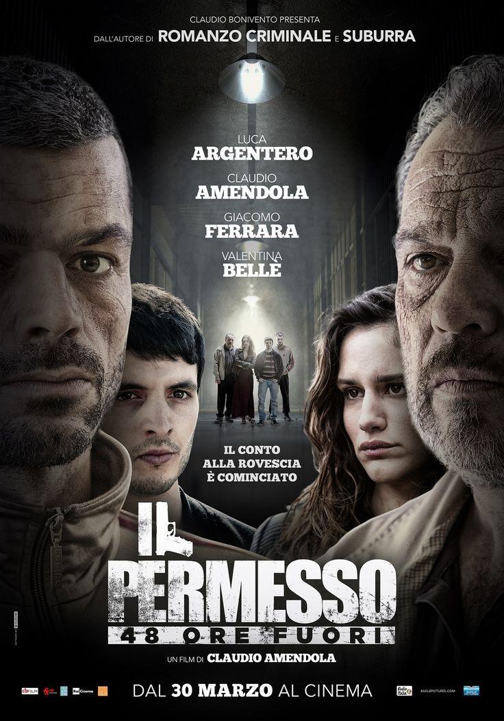 Il permesso - 48 ore fuori | Poster Italiano