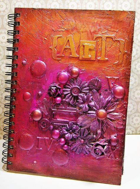 Tobi's Place: Art Journaling