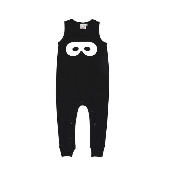 Beau Loves - Mask Romper – Mini & Beau