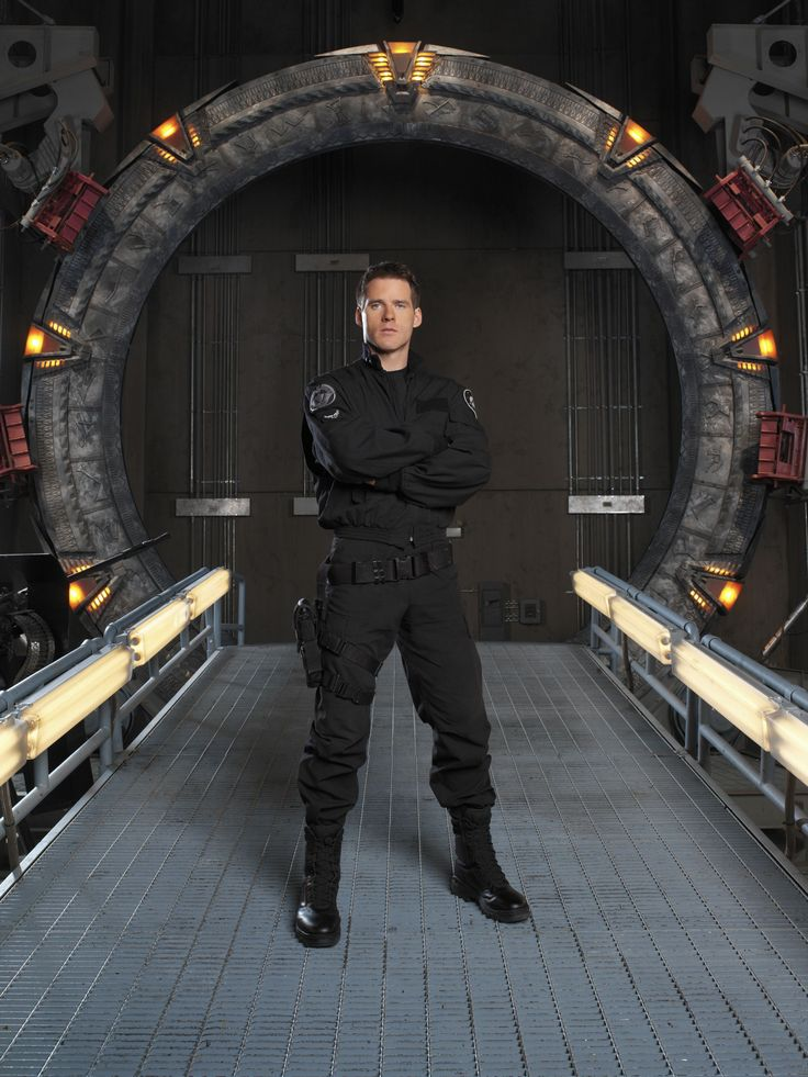 Stargate SG-1: Lt. Col. Cameron Mitchell (season 10) (With images)