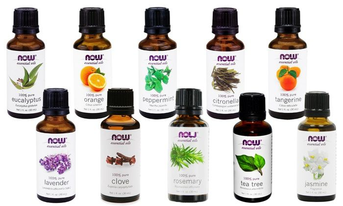 NOW Essential Oils 10-Oil Variety Pack $65.99 (DISCOUNT 67%) Limited time remaining!