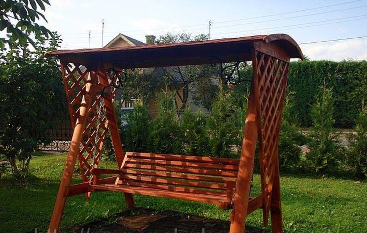 садовые качели из дерева: 22 тыс изображений найдено в Яндекс.Картинках