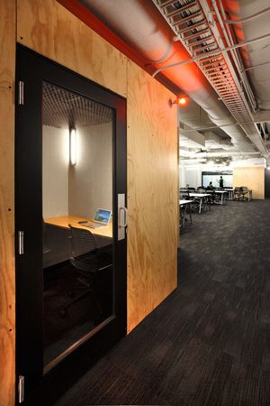 Startup Hall - Seattle Offices