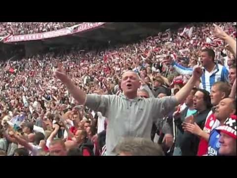 Ajax - FC Twente (May 15, 2011) Kampioen