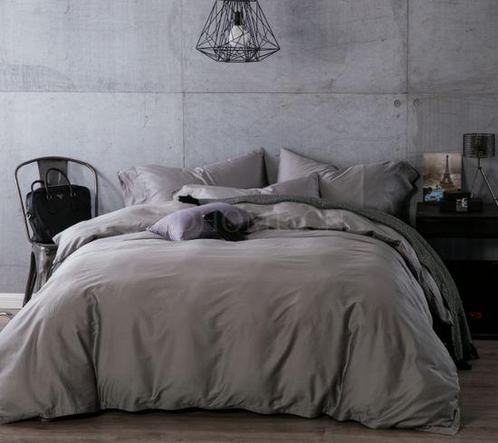 床品套件 60支长绒棉 活性染色 冰灿银 四件套