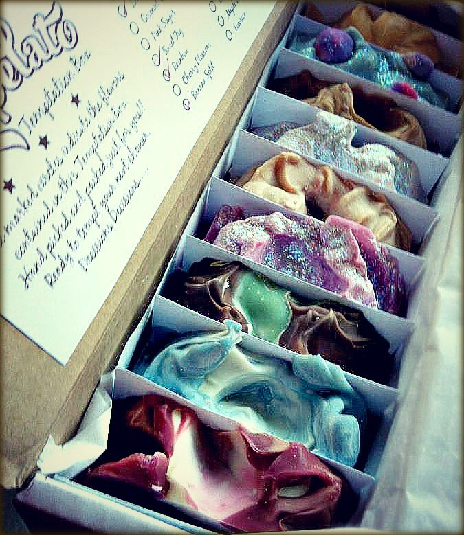 Soapelato — Beautiful Packaging.