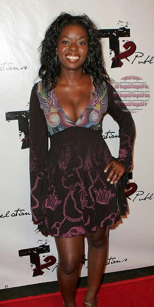 The essence of true dark skin beauty..