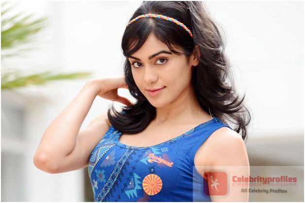 Adah Sharma Hot Photoshoot Video