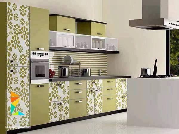 مطابخ المنيوم 2018 2019 ارقى تصميمات المطابخ الألمونيوم Kitchen Modular Kitchen Room Design Modern Kitchen Cabinets