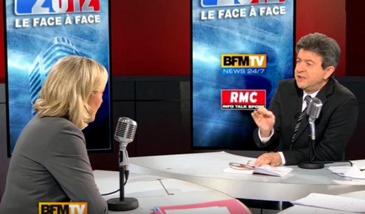 """Dans un débat face à Marine Lepen il y a 6 ans, Mélenchon estimait """"qu'il n'y a pas de problème avec l'islam en France"""" et compare les islamistes aux juifs fanatiques et catholiques intégristes."""