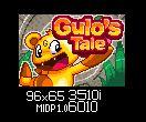 Gulo's Tale (96x65) midp 1.0    Download:  http://www.mediafire.com/file/y65hybb2e7xw568/Gulos+Tale.jar