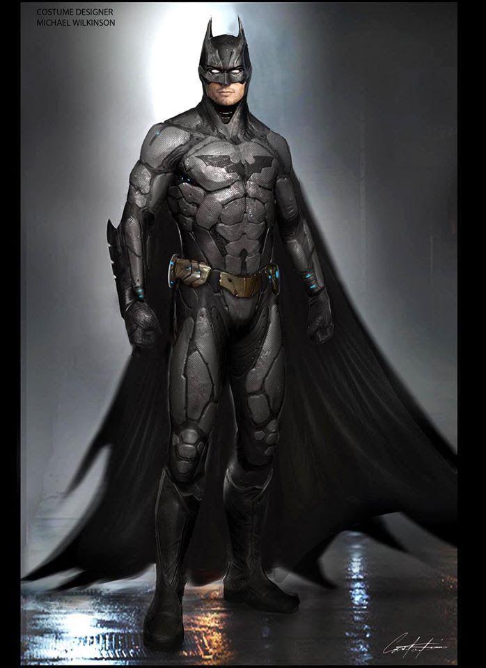 [ART] Alternate Batman Designs Revealed in Concept Art for BATMAN V SUPERMAN ##BatmanvSuperman ##DC - The Roadkill Pictures - Google+