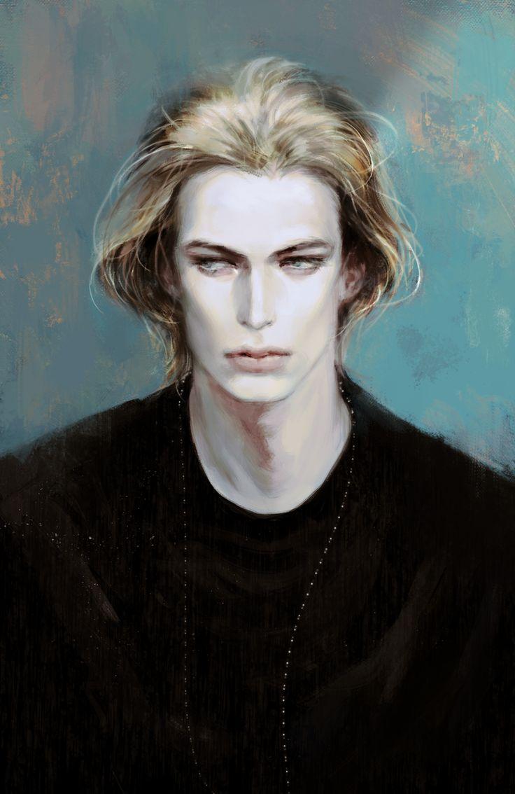Portrait of Lord by Heleness on deviantART