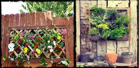 build your own verticle planter   The Different Structures for Vertical Gardening   Daddy Groovy