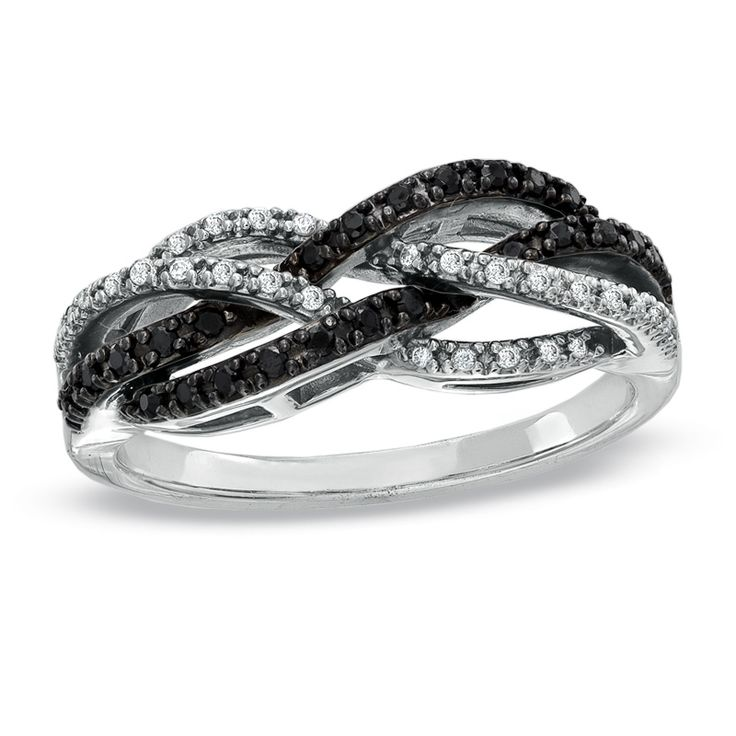 25 best ideas about Black And White Rings on Pinterest
