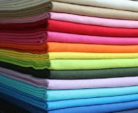 Basic clothing materials // thestylefactory.pl //