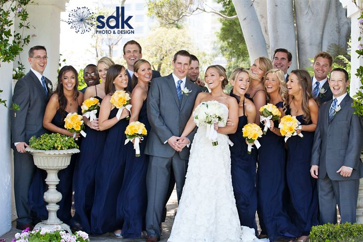 56 Best Mollies Wedding Images On Pinterest: 76 Best Images About Navy And Yellow Wedding Ideas On