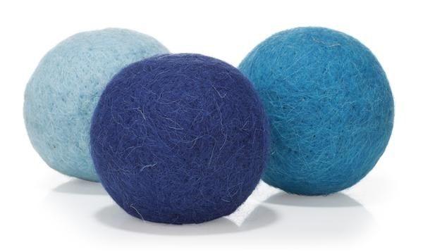 Deco Ball wol diameter 10 cm assorti (webshop Henders & Hazel, woonaccessoire)