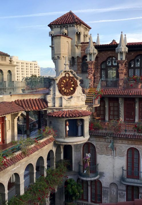 CHECKING INTO THE MAGNIFICENT MISSION INN HOTEL AND SPA | www.AfterOrangeCounty.com