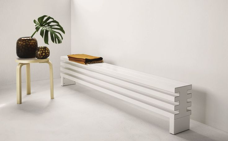 Horizontal wall-mounted radiator SOHO | Horizontal radiator - Tubes Radiatori