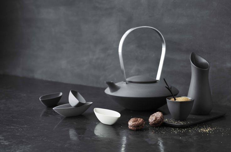 Handmade ceramics by Ditte Fischer Copenhagen