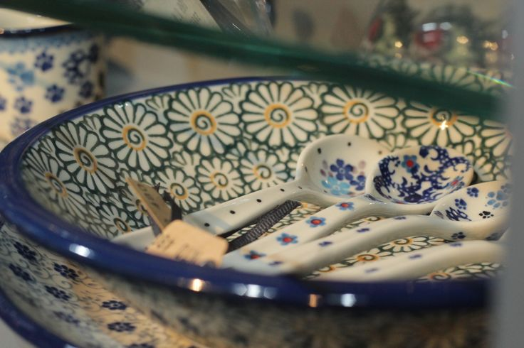 Bunzlau Castle | Polish Ceramics | Tableware | Eco Friendly Glaze | Pins&Needles Haberdashery Emporium