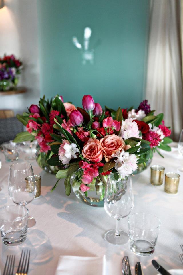 My Flowerhouse - Table centre