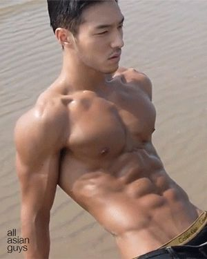 Male korean naked — pic 5
