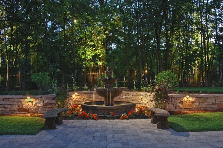 Deck And Wall Lighting Outdoor Accents Lighting Pool
