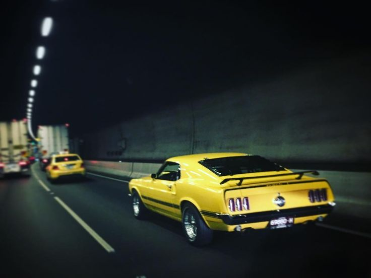 #isjon_isgood Mach 1 Mustang #mustang #cars #fast #furious #bigblock #yellow