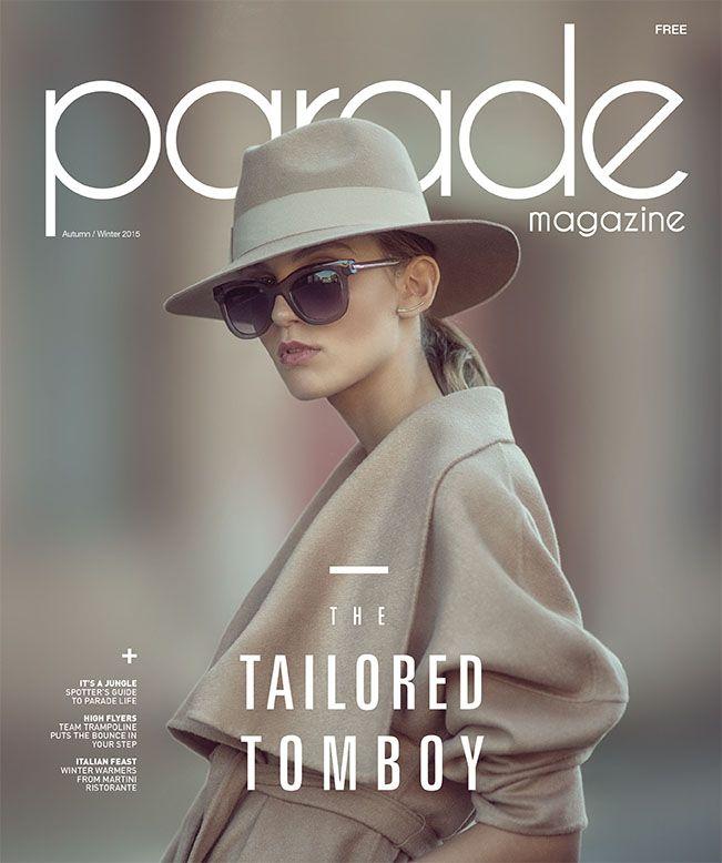 Parade Magazine | Autumn/Winter 2015 issue cover