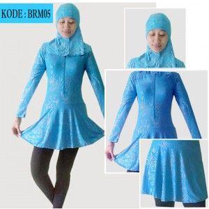 baju renang muslim  brm 05