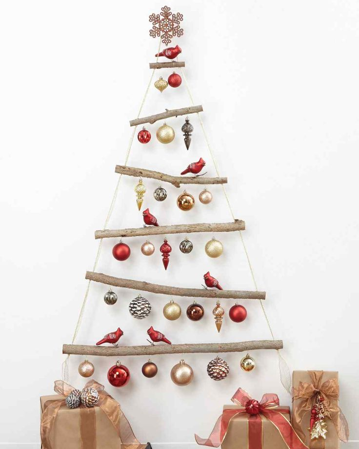 Tired of the same old green tree? See our ideas that include everything from the tree topper to the ornaments, the garlands, the twinkling lights -- right down to the tree itself.