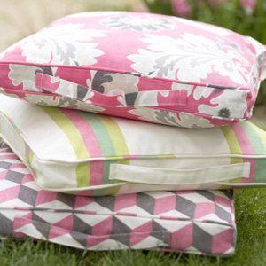 DIY -- Make a Sophie Conran picnic box cushion