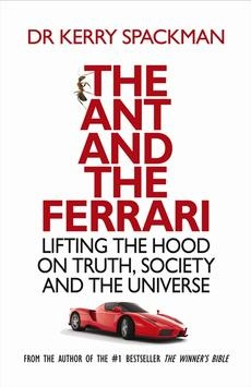 The Ant and the Ferrari by Kerry Spackman. It took me a while to like it, but a worthy contribution.