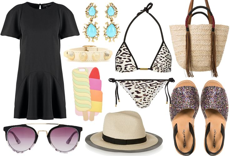 leopard bikini - Styled by Manon