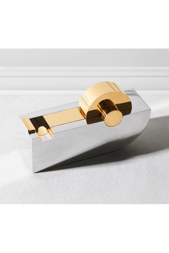 Bureau d'Architecte Makes Practical Use of Precious Metals - SURFACE