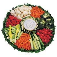 Get rid of the ranch dip and replace it with Wholly Guacamole and your veggies will sing!