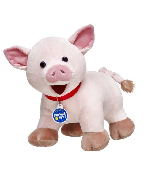 Build A Bear Promise Pig