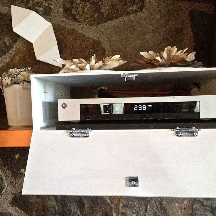 17 Best Ideas About Hide Cable Box On Pinterest Hiding Cable Box Wall Moun