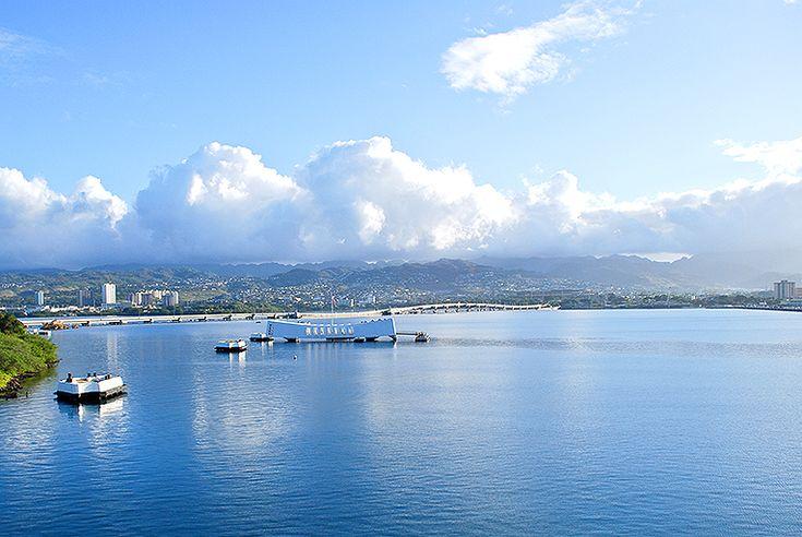 Besök Pearl Harbor