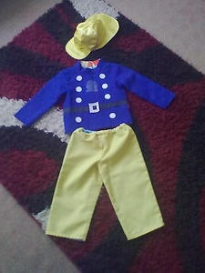 Fireman Sam/Bob the Builder reversible costume | eBay