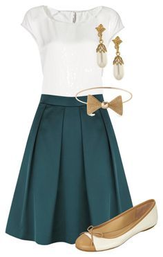 """Teacher Outfits on a Teacher's Budget"" by allij28 ❤ liked on Polyvore featuring MANGO, Coast, Nine West and 1928"
