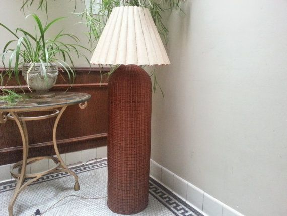 Wicker Floor Lamps - Home Design Ideas and Pictures