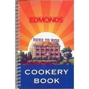 Edmonds Cookery Book by Bluebird Foods Ltd.
