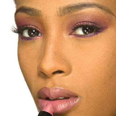 Beyond Red: Lipstick Shades for Black Women   Madame Noire   Black Women's Lifestyle Guide   Black Hair   Black Love