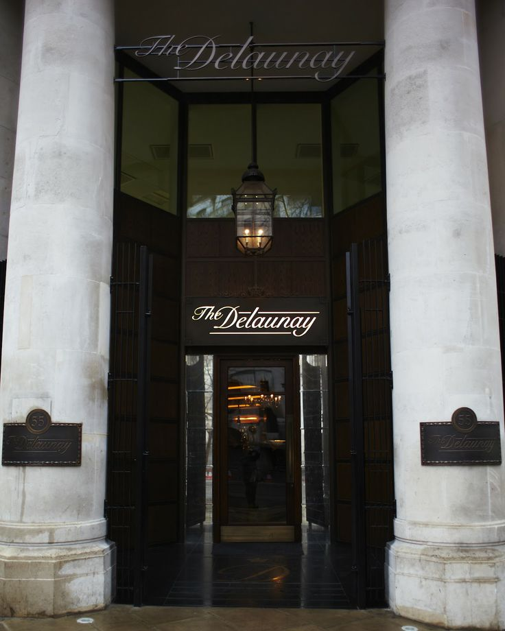 delaunay restaurant aldwych london - Google Search